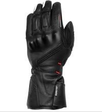 Envío libre guantes de invierno de Alaska Alaska GTX especial impermeable de protección guantes de moto
