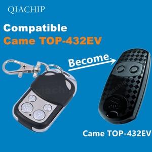 433 Copy CAME TOP-432EV Duplicator 433.92 mhz remote control  Garage Door Gate Fob Remote Cloning 433mhz fixed code