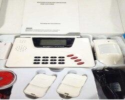 99 linii bezprzewodowych GSM + PSTN system antywłamaniowy