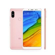 Google Play Store Global Rom Xiaomi Redmi Note 5 AI 5.99″ FHD Snapdragon 636 4GB RAM 64GB ROM 4G LTE Mobile Phone 13.0MP 4000mAh
