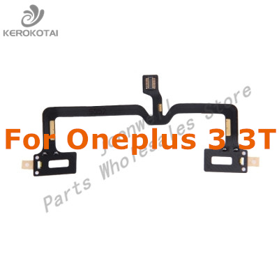 For Oneplus 3 3T Home Button Connection Flex Cable Mainboard Connector Ribbon Flex One Plus Three T Replacement Part