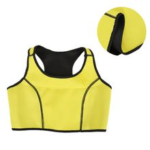 Women Buttock Toning Yoga Vest Sports Bra Running Fitness Gym Loose Weight Slimming Belts