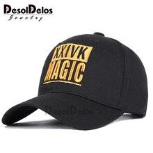 лучшая цена High Quality Bruno Mars 24k Magic Gorras K-pop Bone Hat Baseball Cap Adjustable Hip Hop Hat Snapback Sun Caps For Men Women