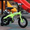 14 16 18 Inch Children Mountain Bike One Piece High Carbon Steel Frame MTB Brakes Double