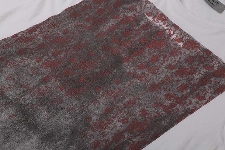 Saints Летний стиль Футболка Мужская известный бренд футболка мужская хлопок все размеры принт Ретро sheepshead модная футболка мужские топы T4087