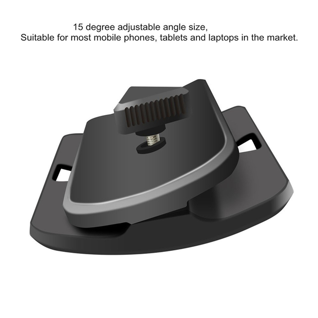 Universal Side Mount Clip Holder for Iphone 7 Samsung Xiaomi Lg Ipad Mini Air Mobile Phone for Macbook Imac Lenovo Laptop Stand