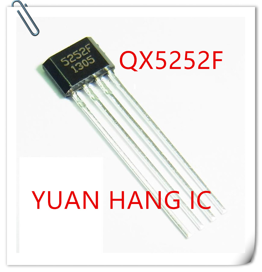 20pcs QX5252F QX5252 LED Driver IC solar garden light ic, can be used for DIY Joule Thief kit цена 2017