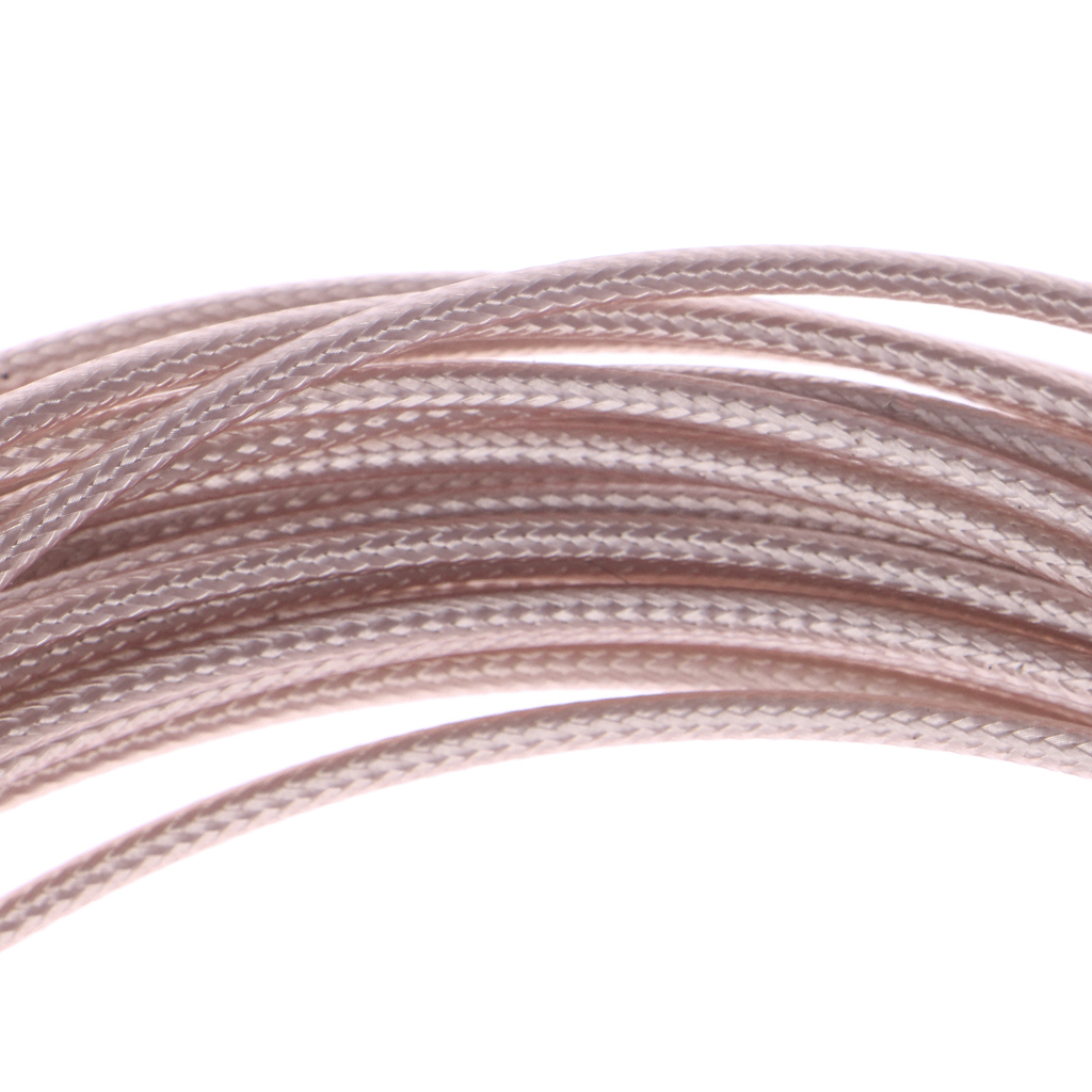10 medidor rg316 cabo coaxial rf cabo 2.5mm 50 ohm 30ft para conector de friso