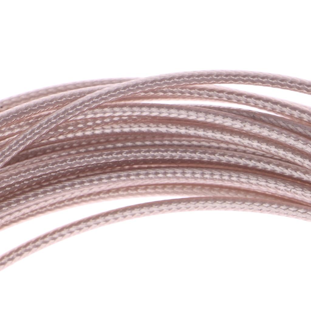 10 metros de cabo coaxial RG316 RF cabo 2.5mm 50 Ohm 30ft para friso conector