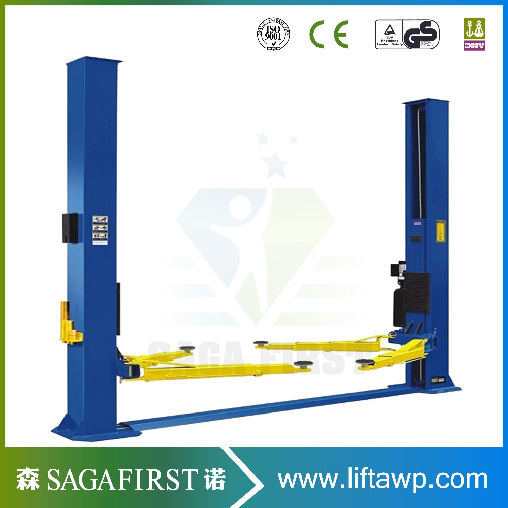 Commercial Grade Two Post Lift For Car Maintenance
