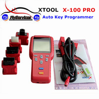 Новое поступление Xtool X 100 программист про ключ авто x100 EEPROM адаптер Дистанционное управление программирования с коррекции одометра x 100