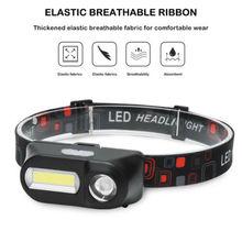 Rechargeable LED Headlamps Headlight…