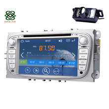 2 din Car DVD Player GPS Navigation player For Ford Mondeo and Focus Autoradio 2 din Radio Stereo HeadUnit steering wheel+CANBUS