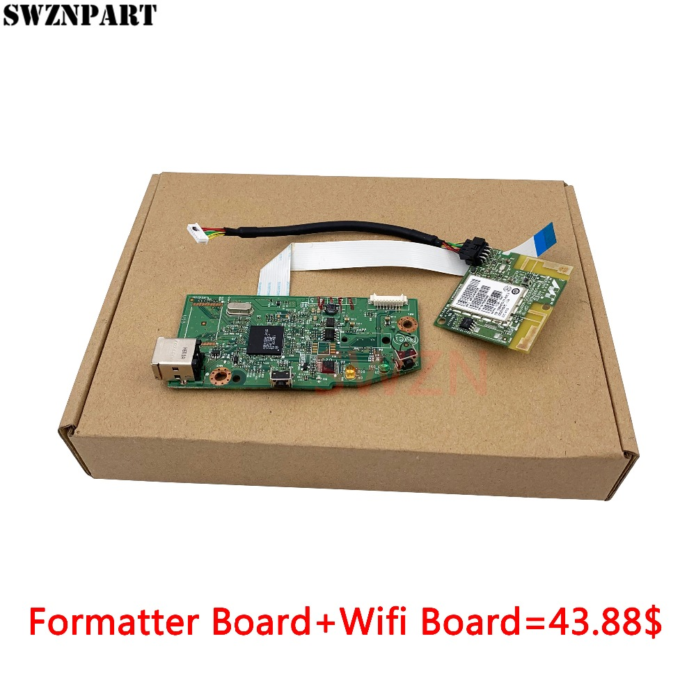 FORMATTER PCA ASSY Formatter Board Logic Main Board MainBoard Mother Board For HP P1102W 1102W CF427-60001 Wifi Board