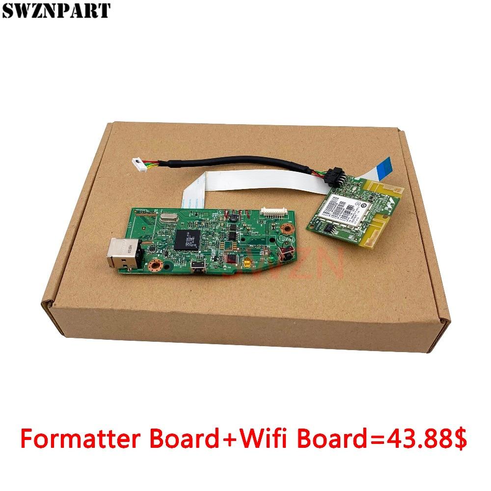 FORMATTER PCA ASSY Formatter Board Logic Main Board MainBoard Mother Board For HP P1102W 1102W CF427-60001 Wifi Board