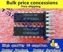 Kostenloser versand 5 teile/los CS3310-KP CS3310 DIP-16 IC