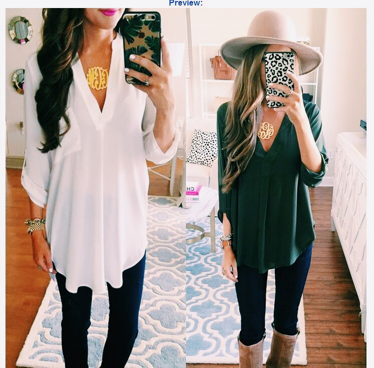 Maternity Clothes Chiffon Blouse For Pregnant Women Spring White Shirts Loose Tops Solid Color Tee Clothes Pregnancy Clothing