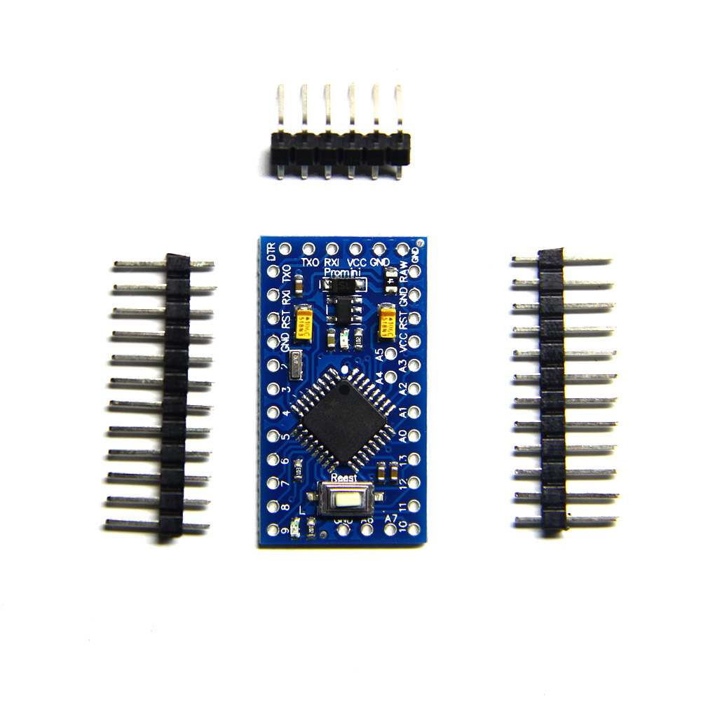 1pcs Pro Mini ATMEGA328P 3.3V 8M 100%New Original