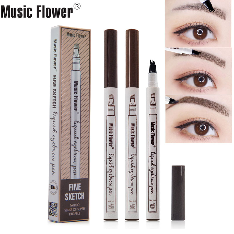 Detail Feedback Questions About Music Flower Microblading Eyebrow