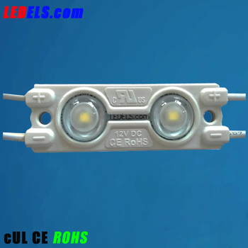 5 years warranty,0.72w led module 12v 44lm Everlight 2835 led lights for signboard wide angle led module