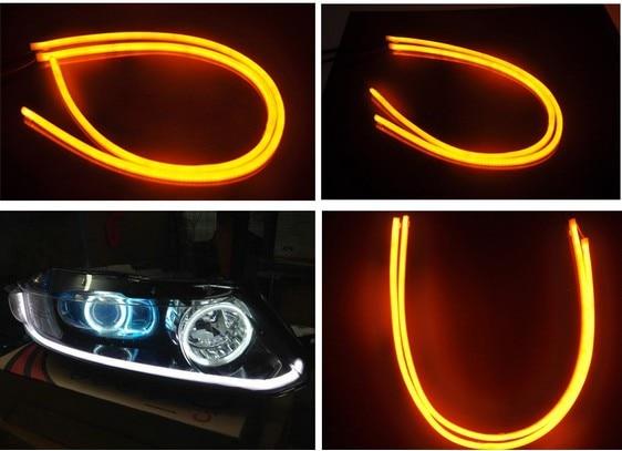 12v car led flexible strip tears light daytime running lights 60cm 12v car led flexible strip tears light daytime running lights 60cm drl with turn light white aloadofball Images