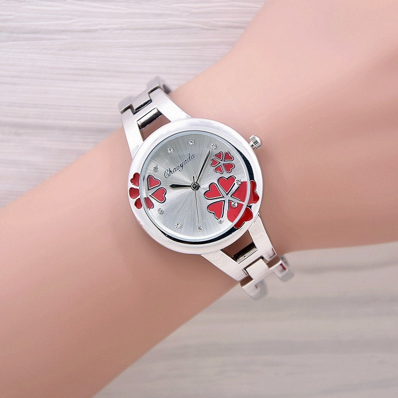 Ladies Fashion watches for women Silver Watch Women Luxury Brand Quartz woman's Wristwatch Rhinestone Clock Female Horloge brand new 2016 fashion ladies casual watches rhinestone bracelet watch women elegant quartz wristwatch silver clock