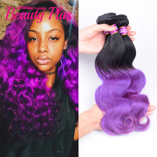 7a ombre purple malaysian body wave bundles dreaming purple remy 7a ombre purple malaysian body wave bundles dreaming purple remy hair bundles dark roots ombre hair pmusecretfo Images