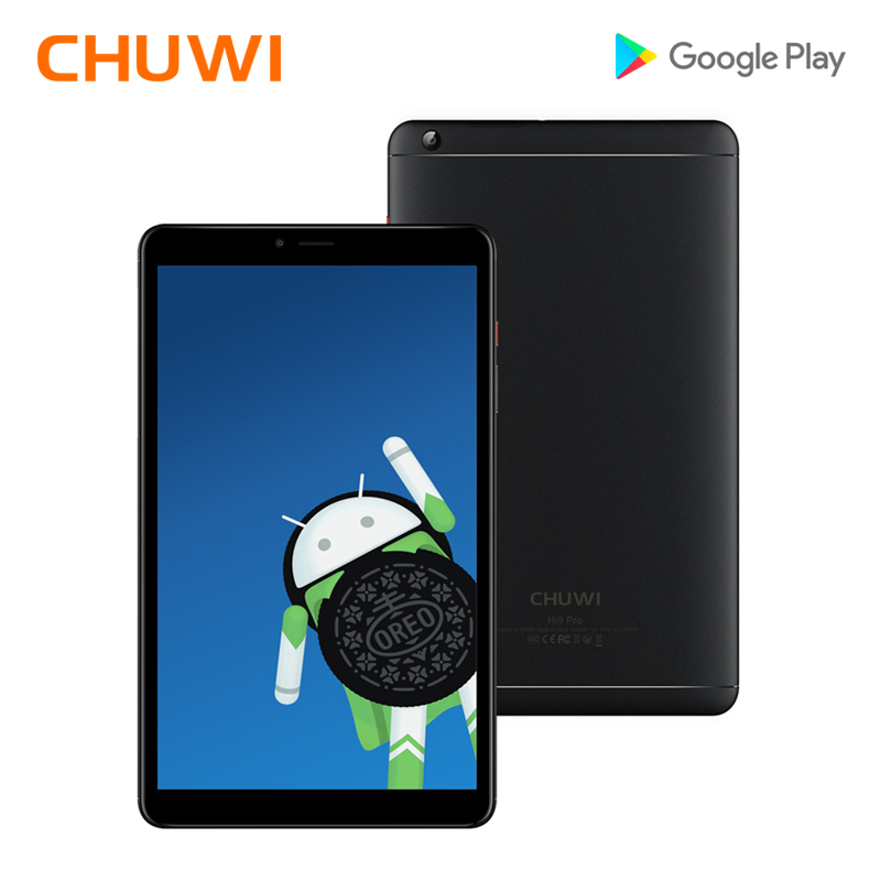 CHUWI Hi9 Pro Android 8.0 4g LTE Tablet PC MT6797 X20 Deca Core RAM 3 gb di ROM 32 gb 8.4 pollice 2560*1600 GPS Phone Call Tablets