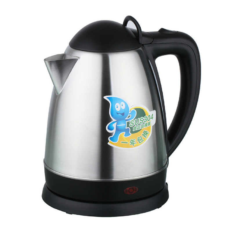 Electric kettle automatic power failure 304 stainless steel kettles Safety Auto-Off Function electric kettle is used for automatic power failure and boiler stainless steel kettles