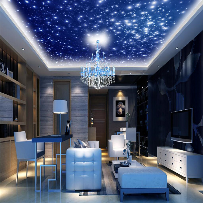 1 Bedroom Apartment Decorating Bedroom Ceiling Art Images Of Bedroom Paint Ideas Bedroom Background Cartoon: Mural 3d Wallpaper Home Decor Photo Background Wallpaper