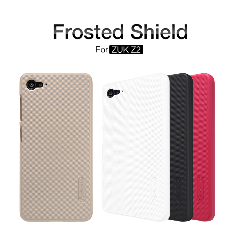 Nillkin Super Frosted Shield Case Back Cover For ZUK Z2 5 0inch Plastic Hard Back Cover