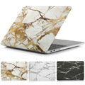 Marble texture Hard Laptop Case For Mac book Pro 13 A1706 with Touch Bar & Touch ID Print Cover Case For Pro 13 A1708 Cover
