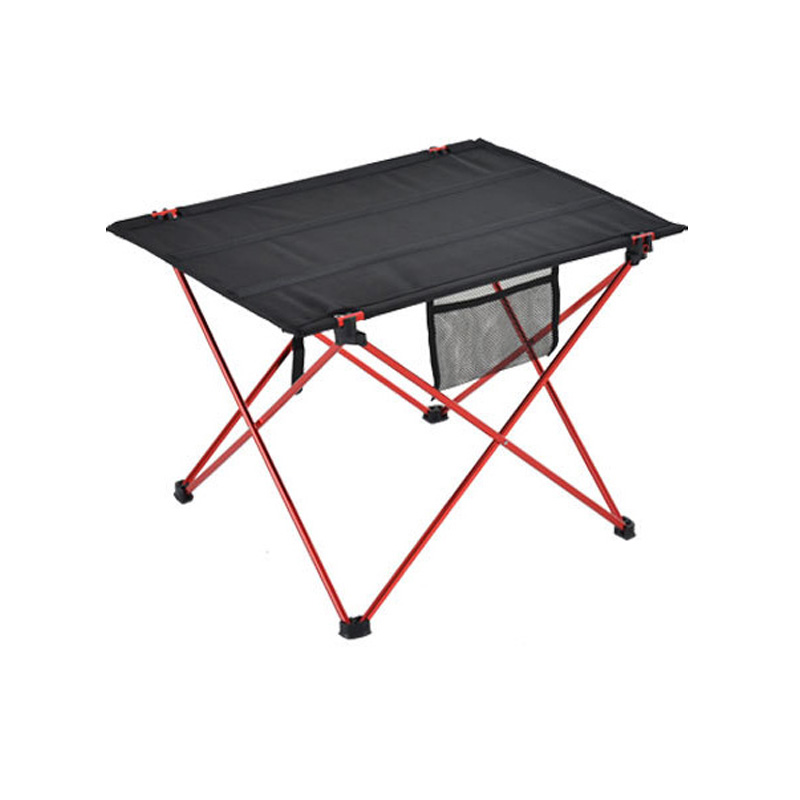 0530TB24 Outdoors Table For Camping Ultra-light Aluminium Alloy Picnic Folding Table Outdoor Tavel Portable Tables Black 76 50cm portable folding outdoor tables picnic table garden table