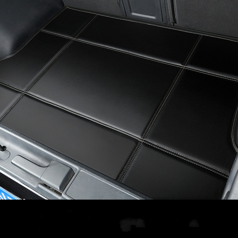 цена на No Odor Waterproof carpets Durable rugs Custom special car trunk mats for Ssangyong Korando Rexton