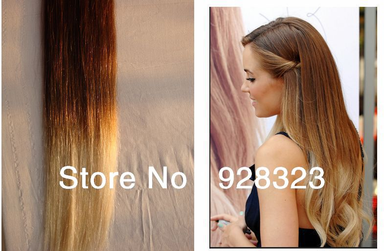 EURASIAN LUXY LIGHT BROWN WEFT HAIR WITH CLIPS TWO TONE HUMAN HAIR WEAVE  WITH CLIPS On Aliexpress.com | Alibaba Group