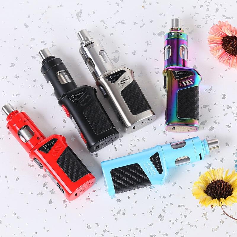 40 W Original Vaporesso cible Mini Kit Vape avec 2 ml réservoir gardien 1400 mAh batterie de Cigarette électronique VS Vaporesso Luxe E Cig