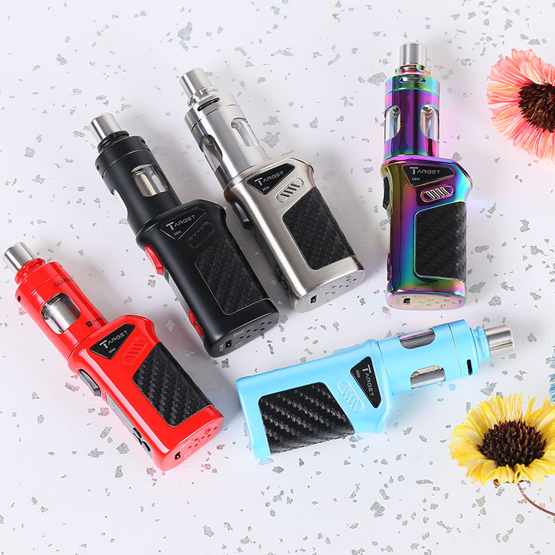 40W Original Vaporesso Target Mini Kit Vape With 2ml Guardian Tank 1400mAh font b Electronic b