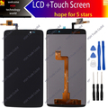 5.5 inch 100% original lcd  + touch screen  assembly digitizer for Alcatel idol 3 OT6045 6045 6045Y 6045F 6045K + Tools