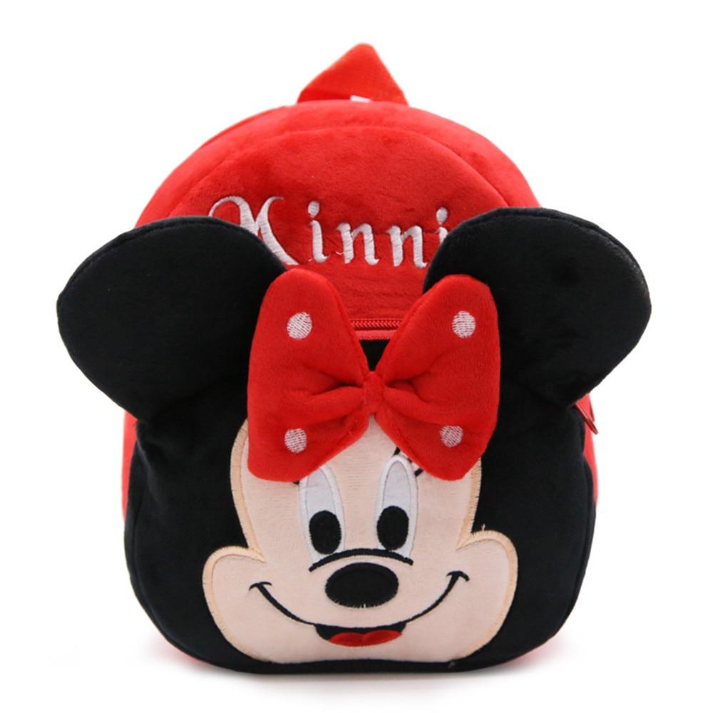 Zshop Famous Mouse Backpack for Children in Kindergarten Kids Cartoon Schoolbag