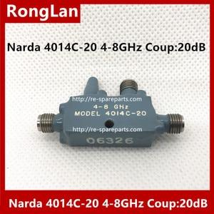 Image 2 - [BELLA] Narda 4014C 20 4 8GHz Coup:20dB SMA Coupler