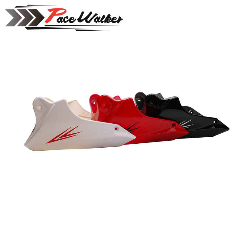 For Honda MSX 125 2013 2014 2015 Black Red motorcycle Engine Protector Guard Cover Under Cowl Lowered Low Shrouds Fairing куплю honda snr 125 в беларусе