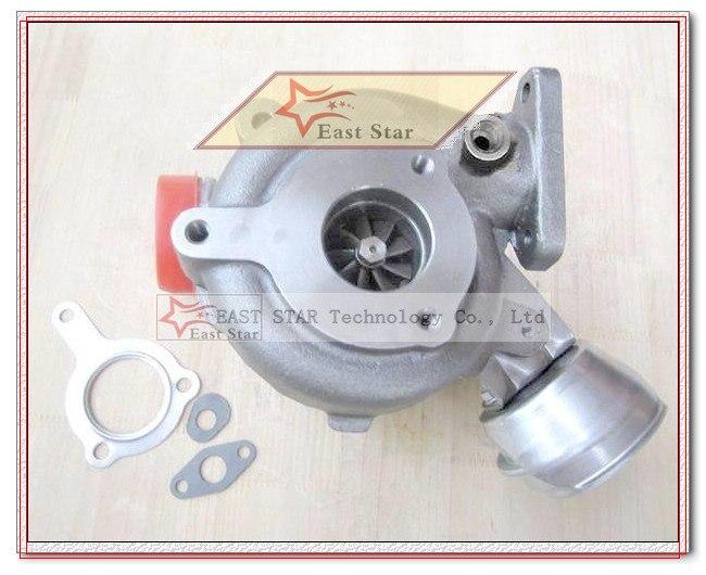 GT1749V 758219 758219-5003S 03G145702F 03G145702K Turbocharger For AUDI A4 A6 2.0TDI 2004-08 VW Passat B6 2.0L TDI 4V BLB BRE DPF 4 CYL (4)