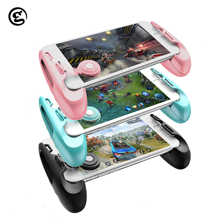 US $12 99 20% OFF|GameSir F1 MOBA Controller for Android & iPhone (Mobile  Legends, Vainglory, etc) Gamepad Grip Extended Handle-in Gamepads from