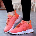 Fashion Breathable Air Mesh Women Casual Shoes Lightweight Walking Shoes Woman Soft Outdoor Flats Zapatillas Deportivas Mujer