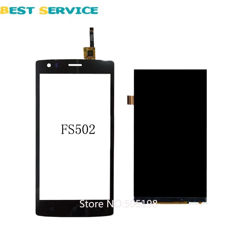 Fly FS502 LCD 3