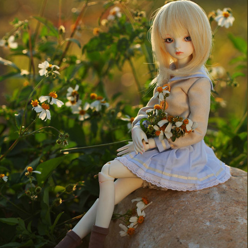 OUENEIFS Bjd/sd Dolls MSD Eline 1/4 Body Model  Girls Boys Eyes High Quality Toys  Shop Resin Free Eyes And Shipping
