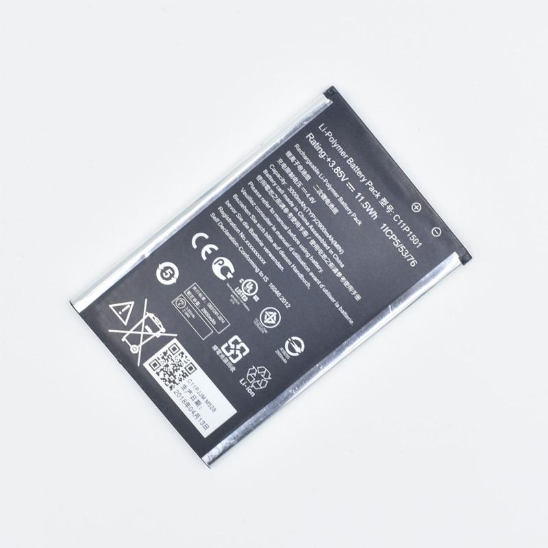 Hekiy Original New 3000mAh 11 5Wh C11P1501 Phone Battery For Asus Zenfone 2 Laser 5 5