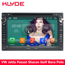 KLYDE 4G Android 8 Octa Core 4GB+32GB Car DVD Multimedia Player Radio For Volkswagen Jetta Lupo Sharan Golf Bora Polo Passat B5