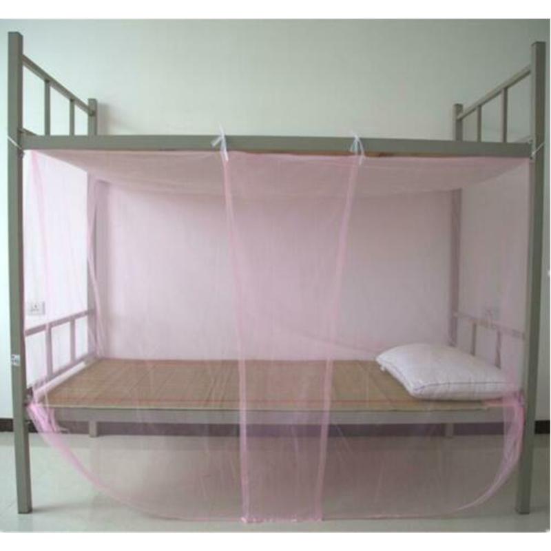 European Style 4 Corner Post Bed Canopy Mosquito Net Super Full Netting Bedding