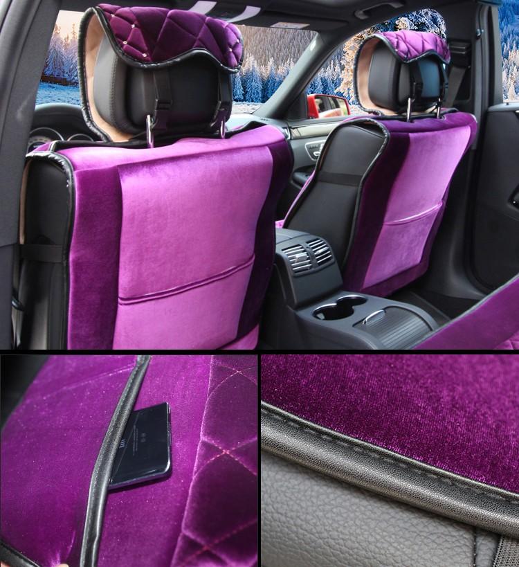 Crystal-Plush-Car-Seat-Cushion-Universal-Winter-Crown-Female-Seat-Covers-8pcs-Sets-Purple-l3